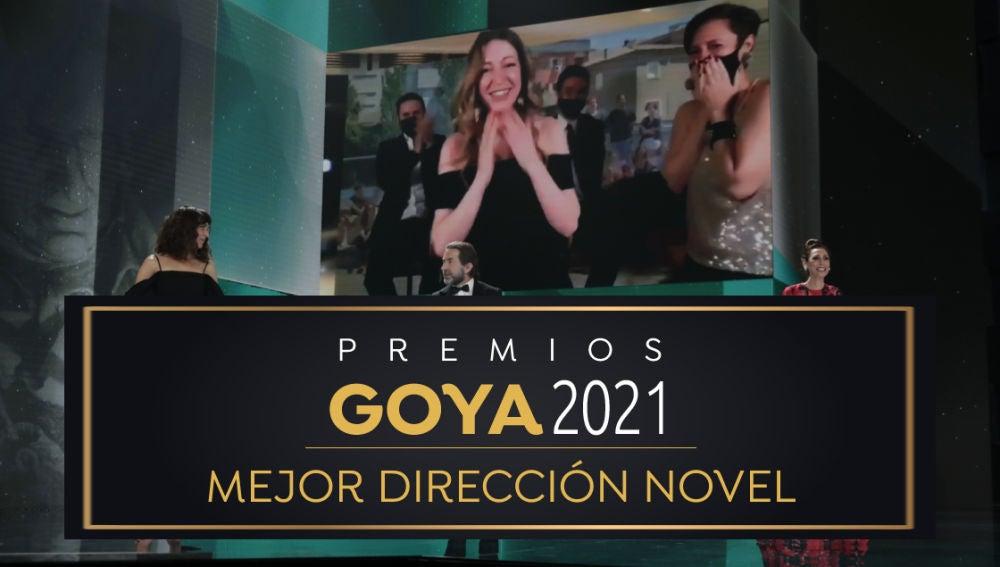 Premios Goya 2021: Pilar Palomero, mejor dirección novel por 'Las niñas'