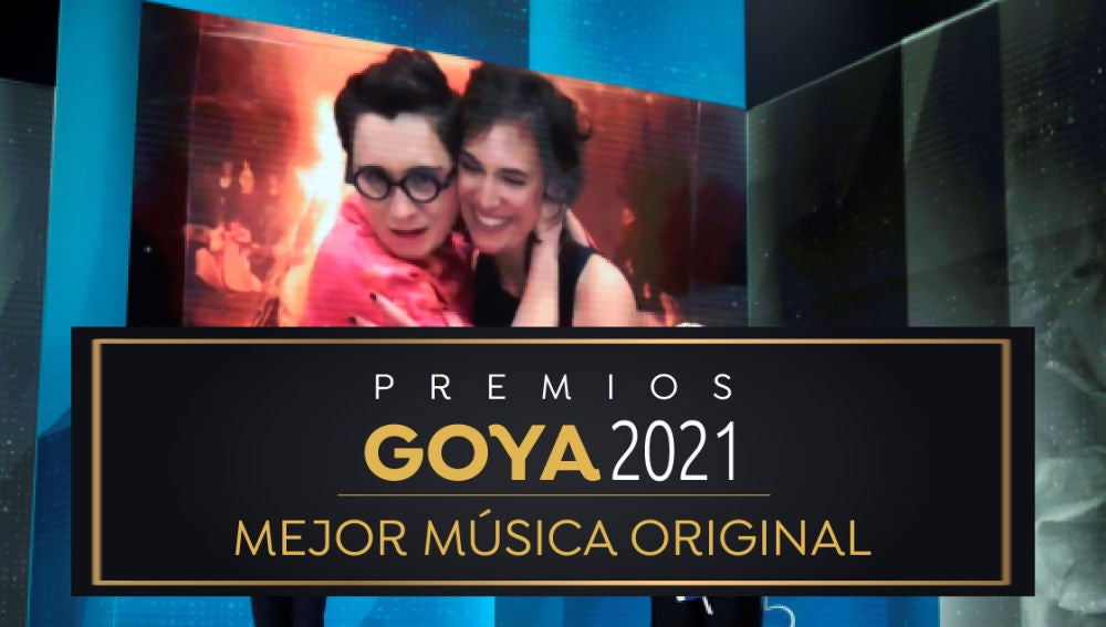 Premios Goya 2021: Aránzazu Calleja y Maite Arroitajauregi, mejor música original por 'Akelarre'