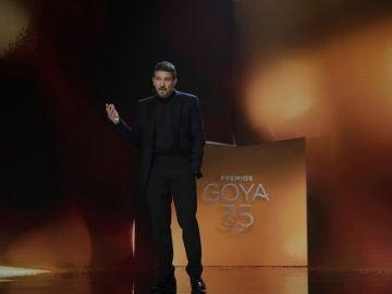 Antonio Banderas en los Goya 2021