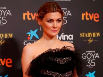 La actriz Marta Nieto en la gala de los Goya