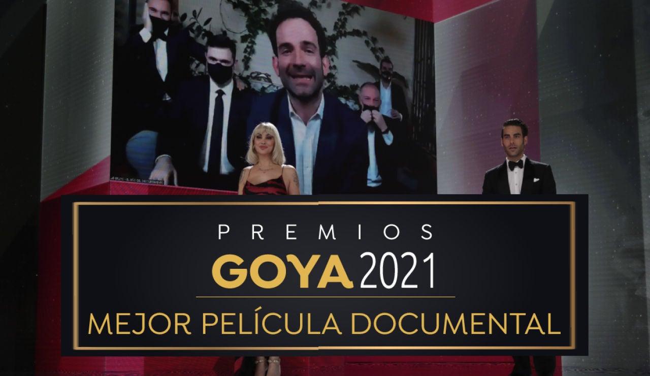 Premios Goya 2021: 'El año del descubrimiento', mejor película documental