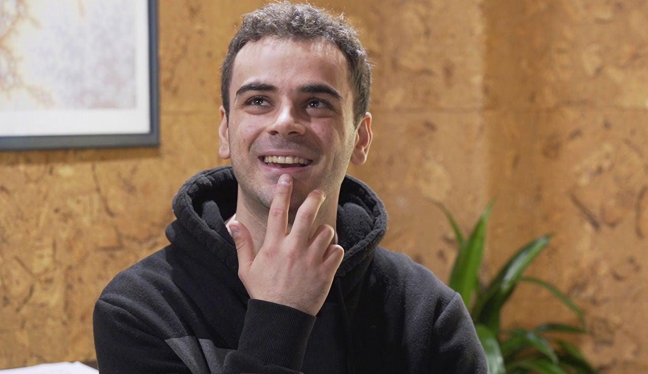 Pablo Díaz se sincera sobre la gestión de sus redes sociales: ¿Cuál es el mensaje más raro que ha recibido?