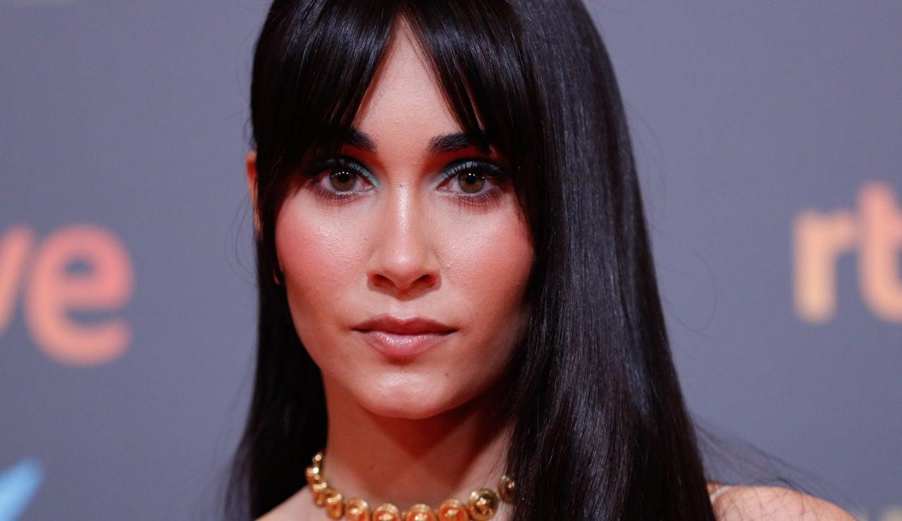 Aitana en los Premios Goya 2021