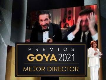 Premios Goya 2021: Salvador Calvo, mejor dirección por 'Adú'
