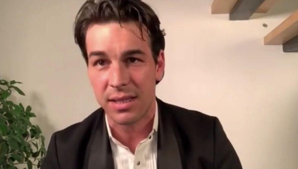 Mario Casas en los Goya 2021