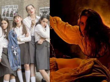 'Las niñas' y 'Akelarre'
