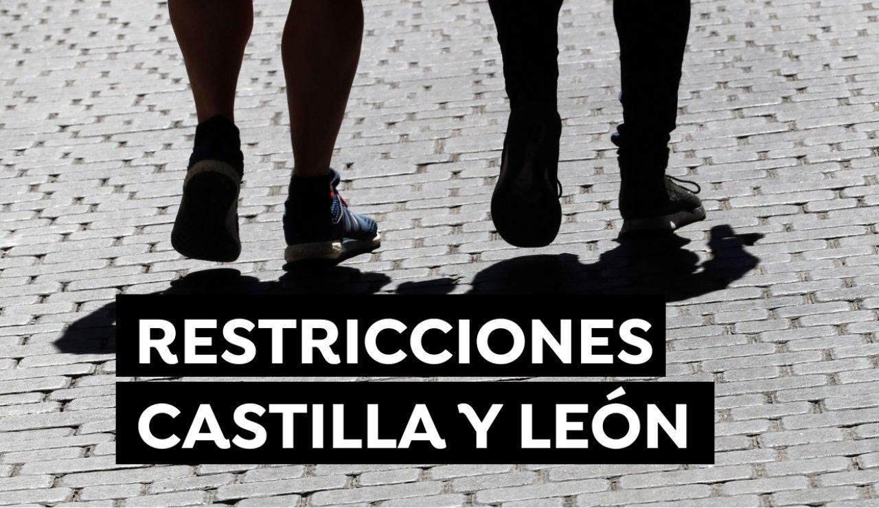 Nuevas restricciones en Castilla y León que entran en vigor hoy lunes 8 de marzo