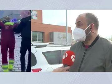 Eduardo Fernández, excompañero de Sergio, enfermero asesinado en Alcalá de Henares