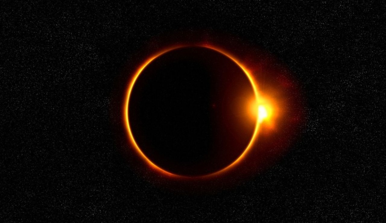 Efemérides de hoy 9 de marzo de 2021: Eclipse total de Sol