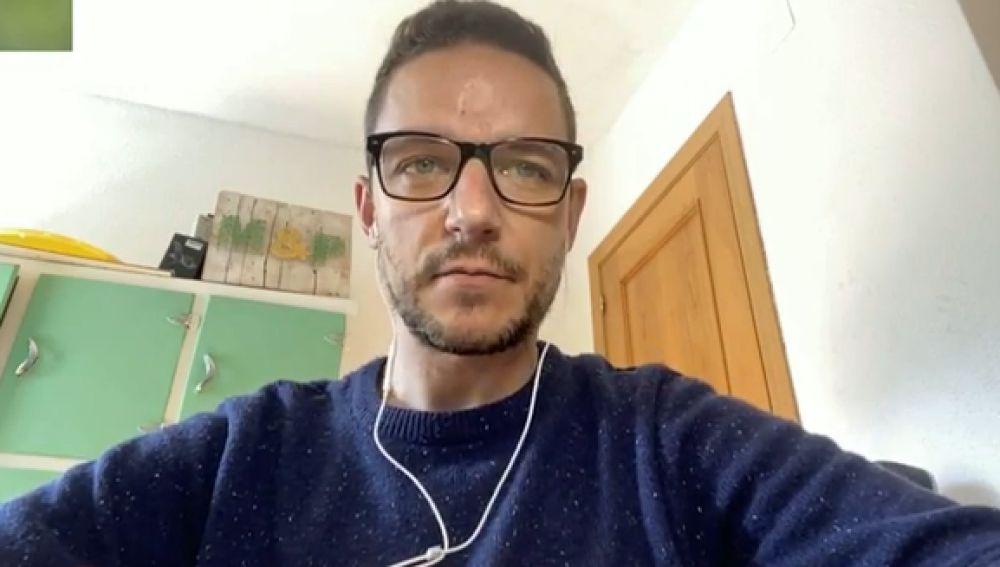 Sergio, el enfermero degollado por un conductor de ambulancia en Alcalá de Henare