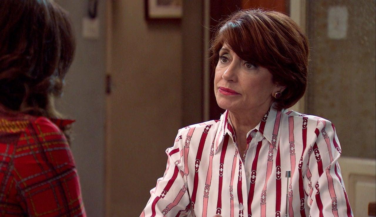La madre de Cristina regresa con una noticia inesperada