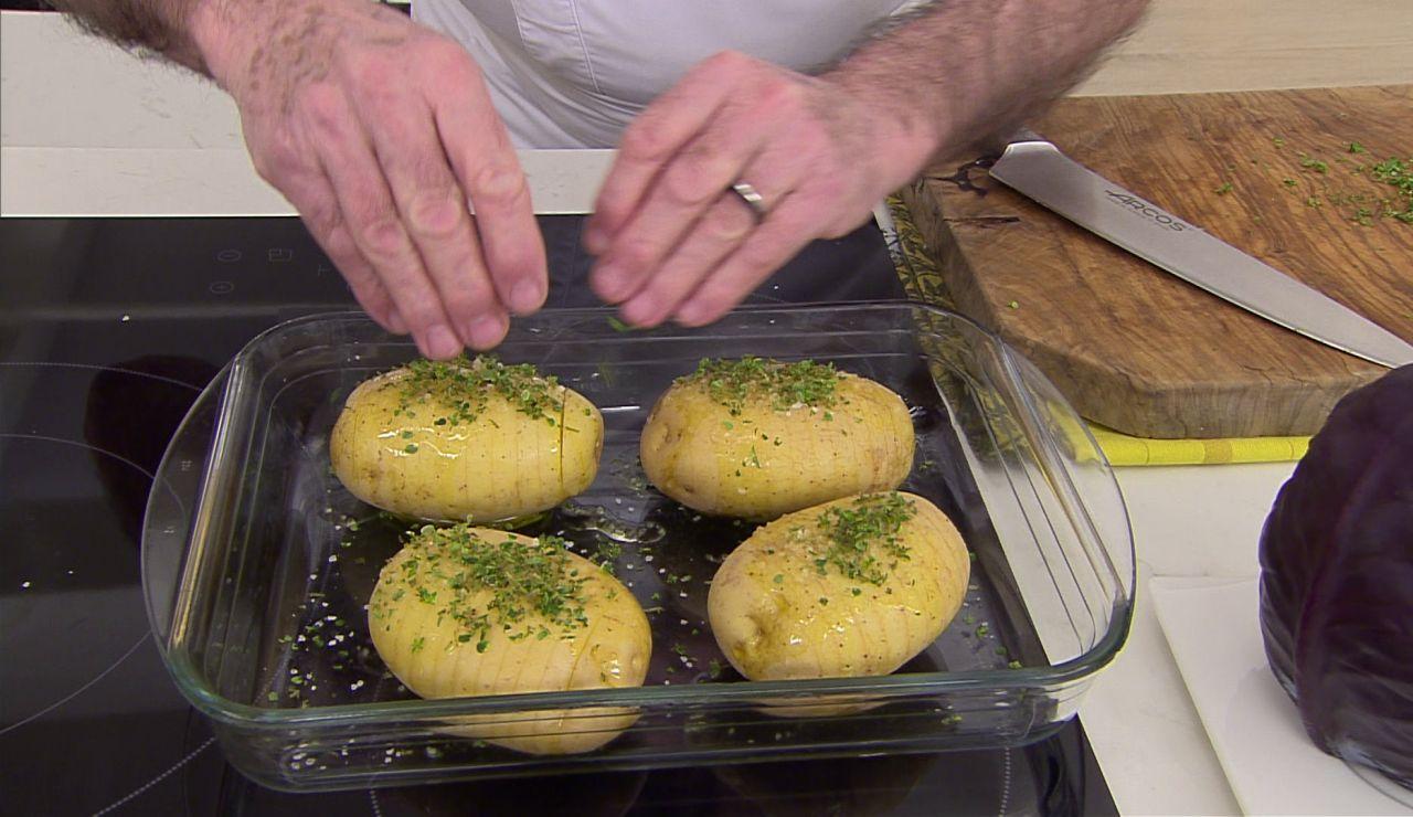 """Las """"patatas maravillosas"""" de Arguiñano para celebrar el Día de la Mujer"""