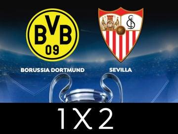 Borussia Dortmund - Sevilla: ¿Quién se clasificará para los cuartos de final de la Champions?