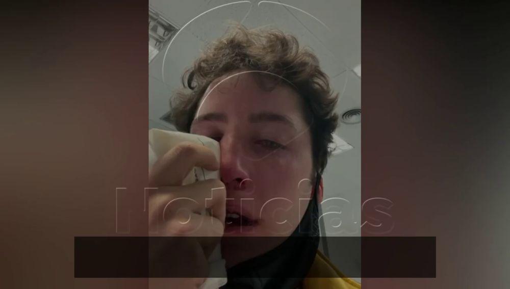 Estos son los vídeos de la paliza al pequeño Nicolás