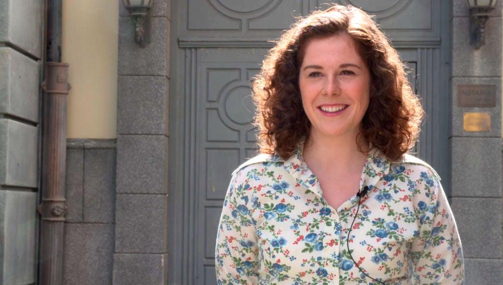 Clara de Ramón sobre 'Amar es para siempre': sus secuencias favoritas, la historia de amor con Fabián y los consejos de Carol Rovira
