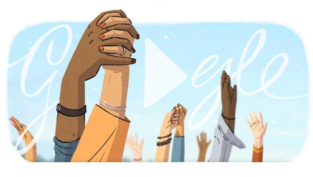 Día Internacional de la Mujer 2021: Google celebra el 8M con un doodle interactivo