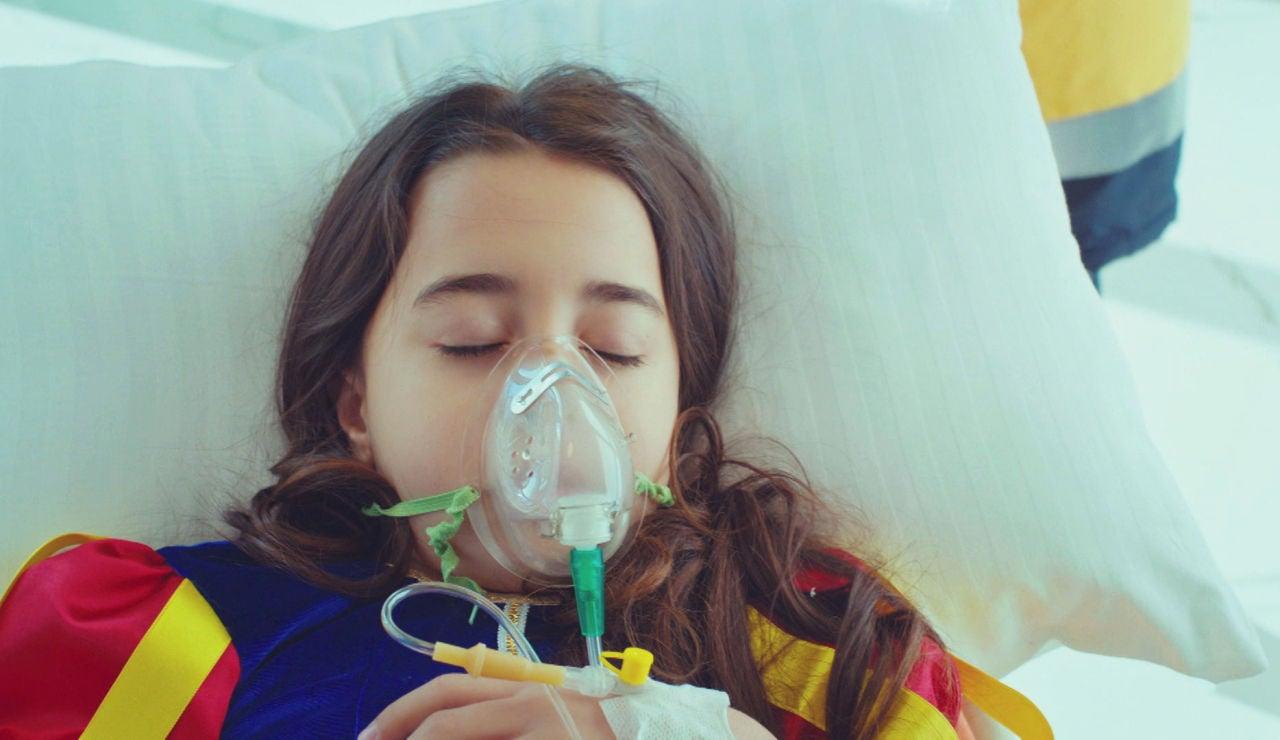 Demir desesperado: Öykü gravemente ingresada en el hospital