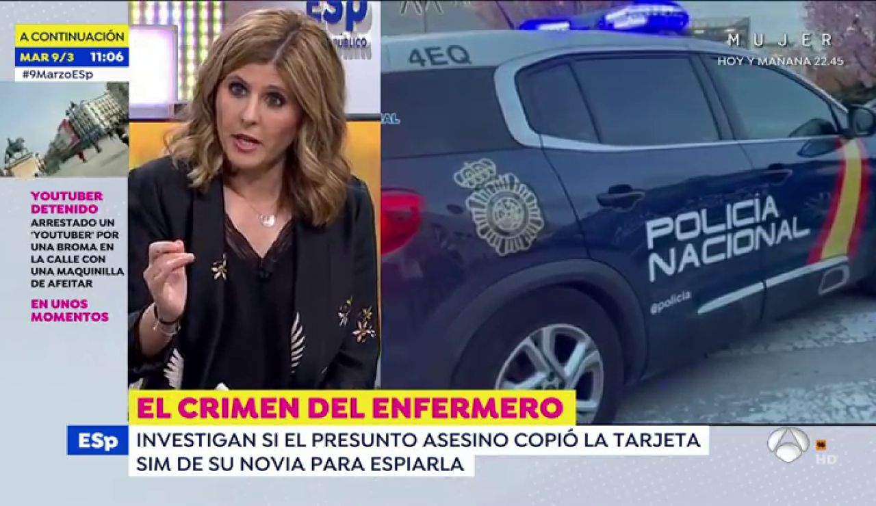 El mensaje del asesino del sanitario de Alcalá de Henares apuñalándole los genitales