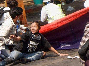 Ma Kyal Sin, la campeona de Taekwondo símbolo de la resistencia en Myanmar que murió de un disparo en la cabeza