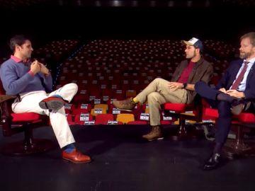 Fran Rivera entrevista a Los Compadres