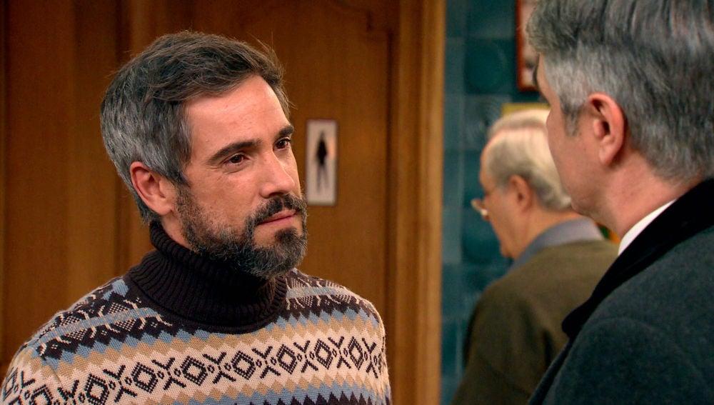 Juan provoca a Gorka en 'El Asturiano'