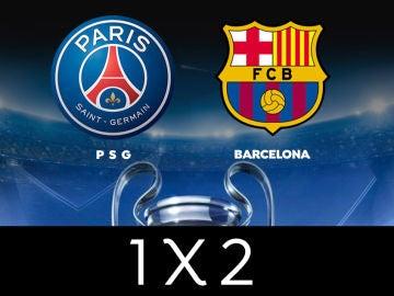 VOTA: ¿Quién ganará el PSG - Barcelona de Champions League?