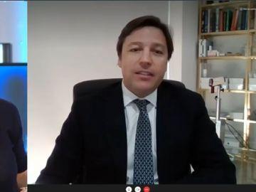 Doctor Carlos Millán, coordinador de ginecología oncológica del Hospital Sanchinarro