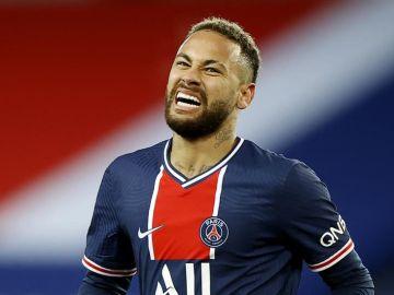 Neymar también se pierde también la vuelta de octavos de Champions League contra el Barcelona