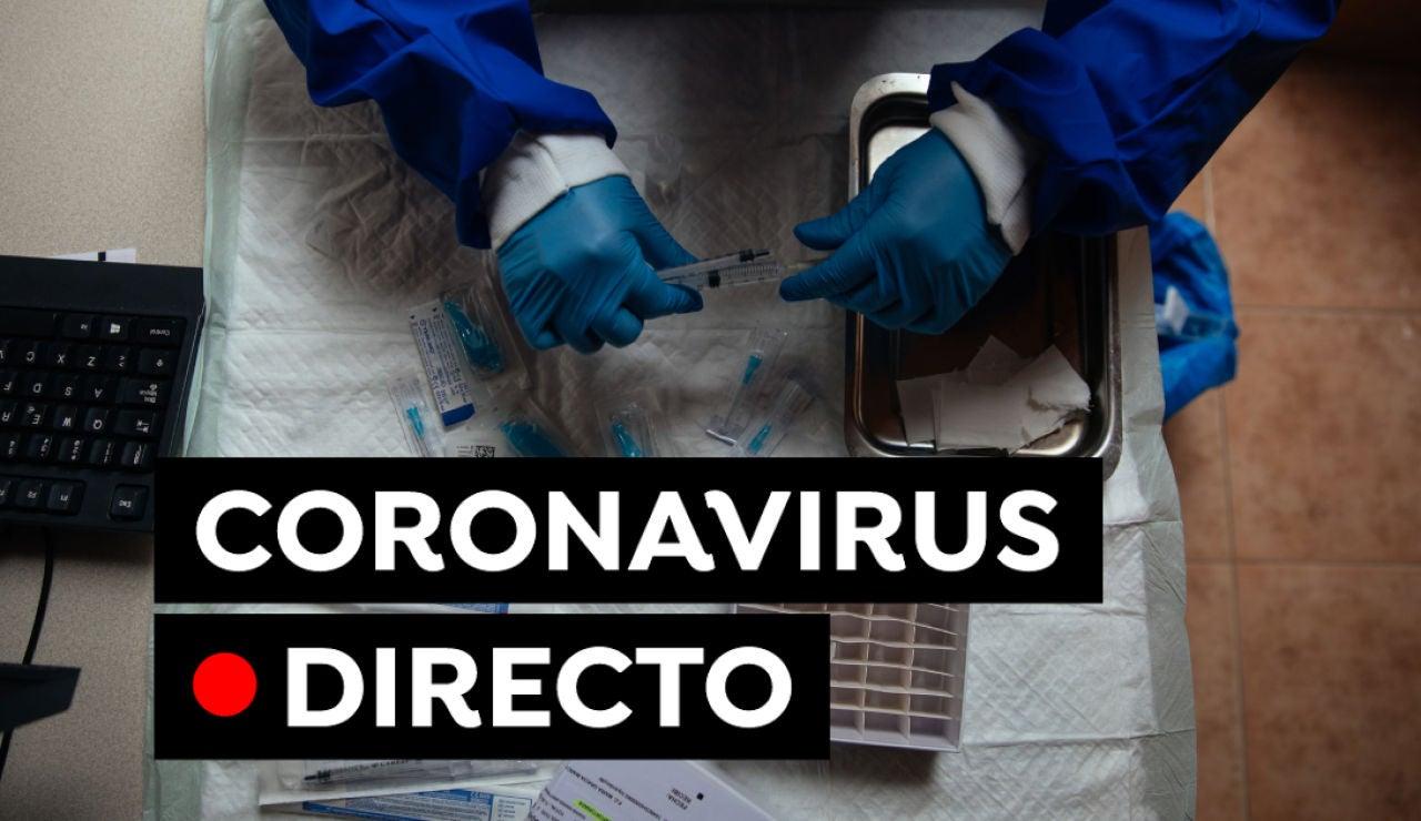 Coronavirus en España hoy: Medidas en Semana Santa por el COVID-19, restricciones en Madrid, Cataluña, País Vasco y última hora, en directo