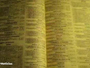 Las Páginas Amarillas echan el cierre en su edición papel