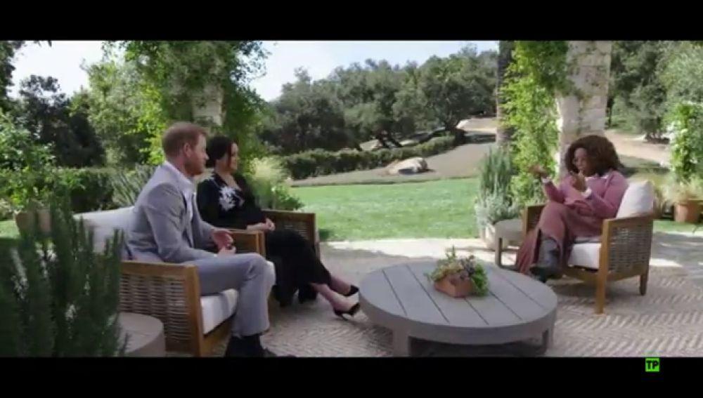 Antena 3 estrena este sábado la entrevista completa del príncipe Harry y Meghan Markle