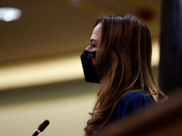 Teresa Jiménez Becerril en el Congreso