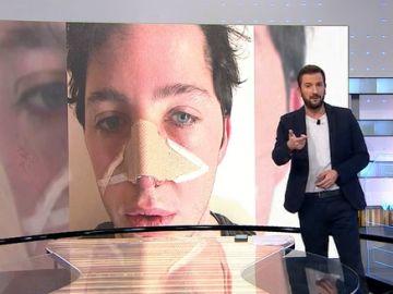 El vídeo de la agresión al pequeño Nicolás