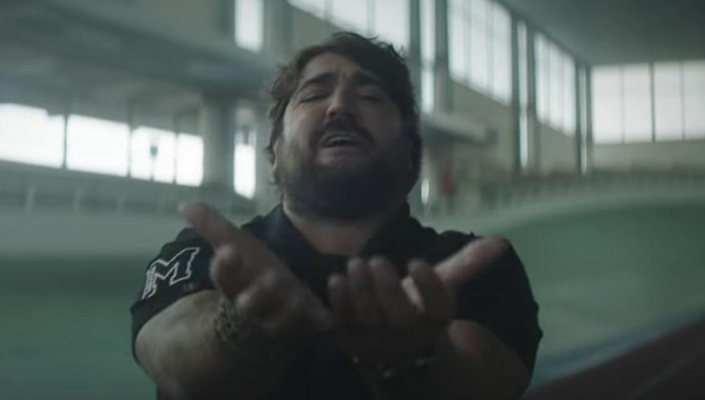 'Giran y van', la canción de Antonio Orozco para para apoyar a Gonzalo García Abella en su camino a los Juegos de Tokio
