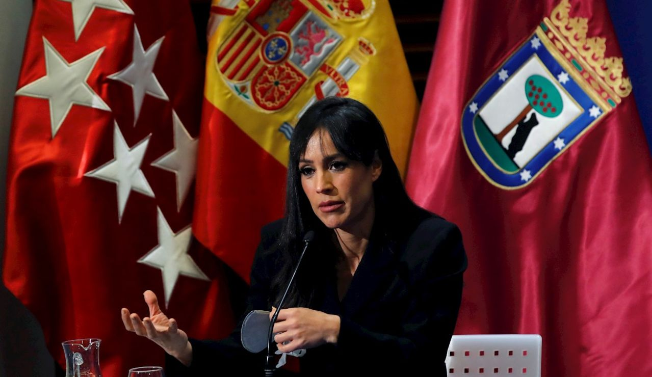 "Begoña Villacís responde a Irene Montero: Madrid será ""menos segura"" para las mujeres con Pablo Iglesias"