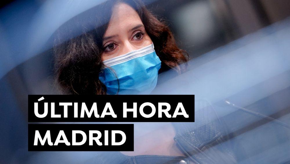 Última hora Madrid: Isabel Díaz Ayuso dimite y convoca elecciones en la Comunidad de Madrid, noticias en directo