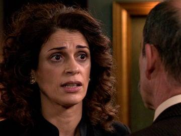 Beltrán convence a María de que Tito murió por la presión de Manolita  y Cristina
