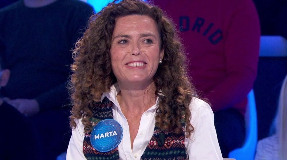 Marta Terrasa en 'Pasapalabra'