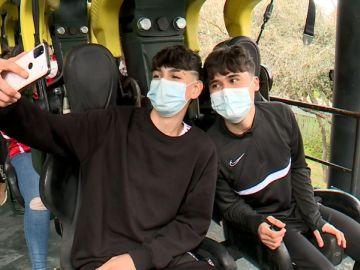 Vuelven las excursiones escolares, suspendidas a principio de curso por el coronavirus