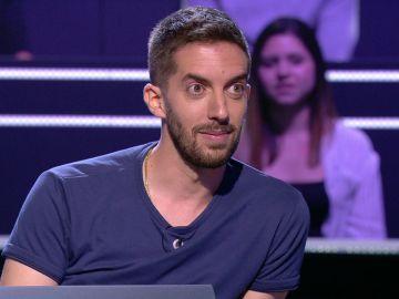 ¿Habría ganado los 100.000 euros? Broncano se planta a pesar de su intuición en '¿Quién quiere ser millonario?'