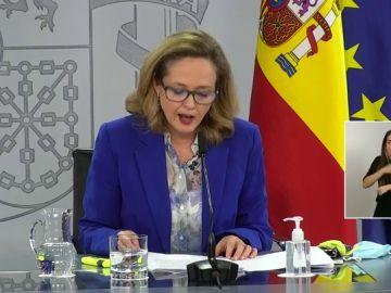 Luz verde al plan de 11.000 millones de euros de ayudas tras días de tensiones entre PSOE y Podemos