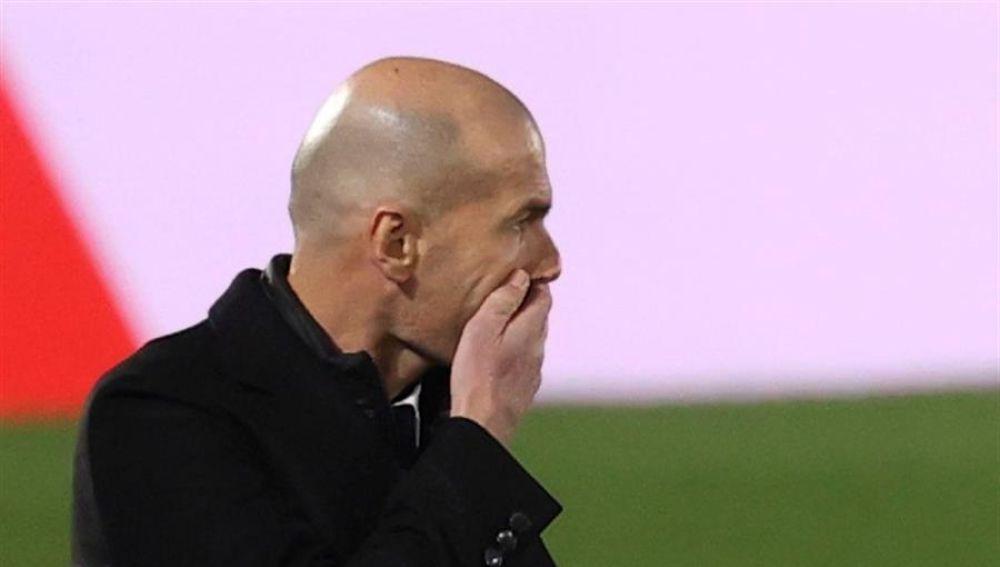 """Zidane: """"Sabéis lo que ha hecho Cristiano para el Real Madrid y el cariño que le tenemos"""""""
