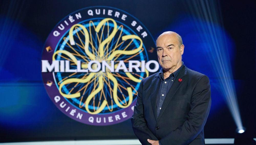 Antonio Resines en '¿Quién quiere ser millonario?'