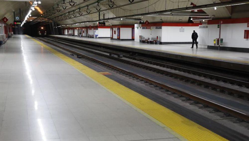 Un joven denuncia una nueva agresión homófoba en el Metro de Madrid