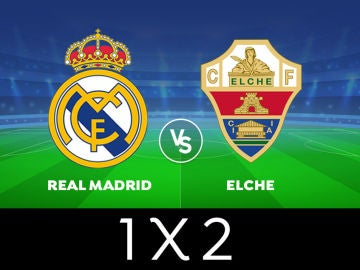 ENCUESTA ¿Quién ganará el Real Madrid - Elche de Liga Santander?