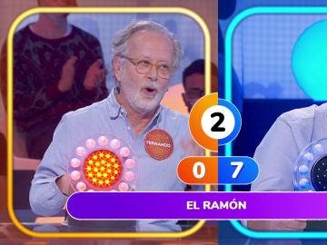 Fernando Colomo revoluciona 'Pasapalabra' cantando con energía 'La Ramona'