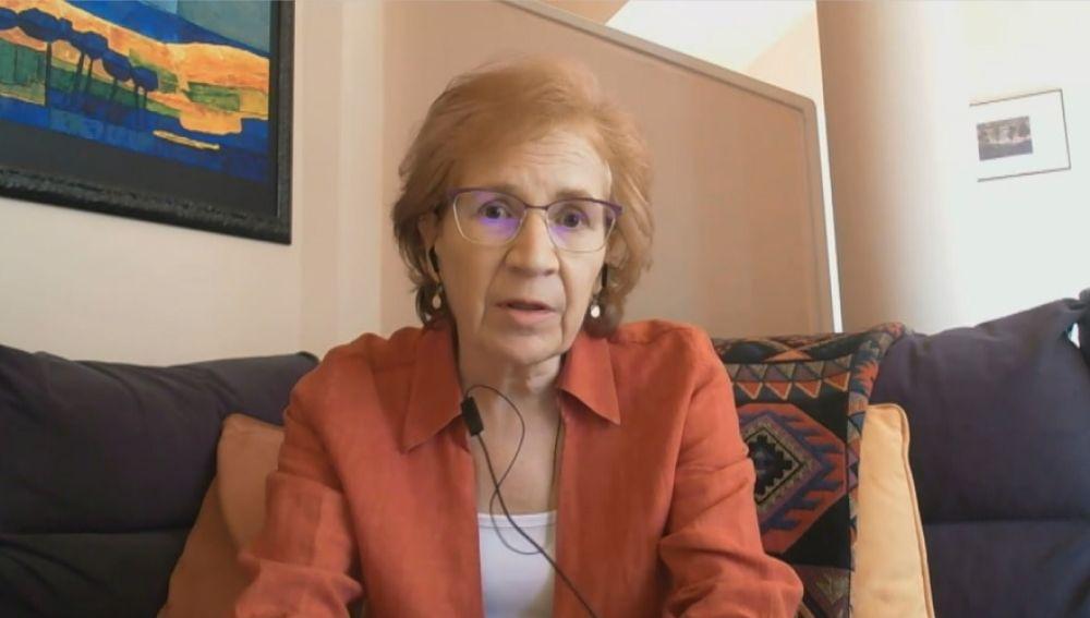 La viróloga Margarita del Val