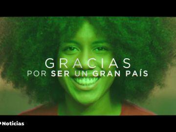 ATRESMEDIA muestra su agradecimiento y admiración a la sociedad española con la nueva campaña de 'La televisión de un gran país'