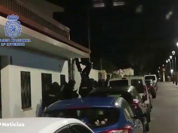 Cae la mayor red de distribución de cocaína en Madrid
