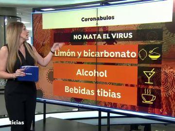 Los bulos sobre el coronavirus que inundaron España con la entrada en vigor del estado de alarma